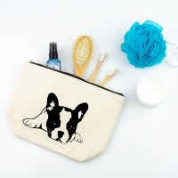 French Bulldog Toiletry Bag