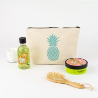Pineapple Toiletry Bag