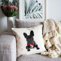 French Bulldog Cushion Cover
